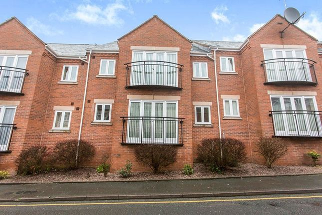 Thumbnail Flat to rent in Heatley Court, Deermoss Lane, Whitchurch