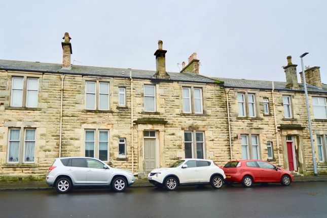 Thumbnail Flat for sale in Templehill, Troon
