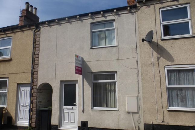 Thumbnail Terraced house to rent in Leicester Street, Sleaford