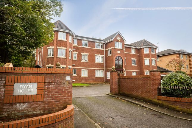 Thumbnail Flat to rent in Ryan House 33A, Grosvenor Road, Prenton, Merseyside