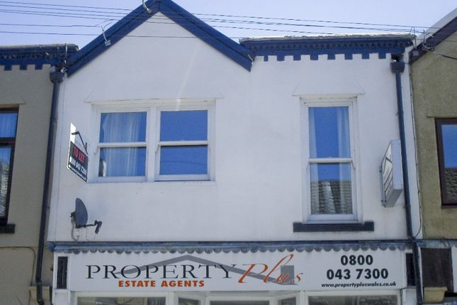 Thumbnail Flat to rent in Brook Street, Tonypandy