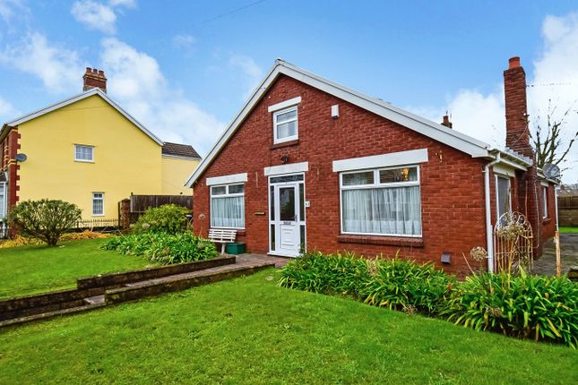 Thumbnail Detached bungalow for sale in Mill Road, Caerphilly