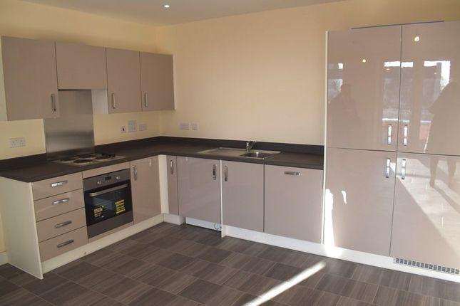 Thumbnail Flat to rent in Artisan Place, Harrow