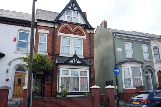 5 bed semi-detached house for sale in Hampton Road, Birmingham