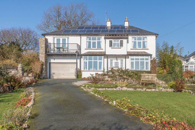 Thumbnail Detached house for sale in Hillgarth, 44 Highfield Road, Grange-Over-Sands