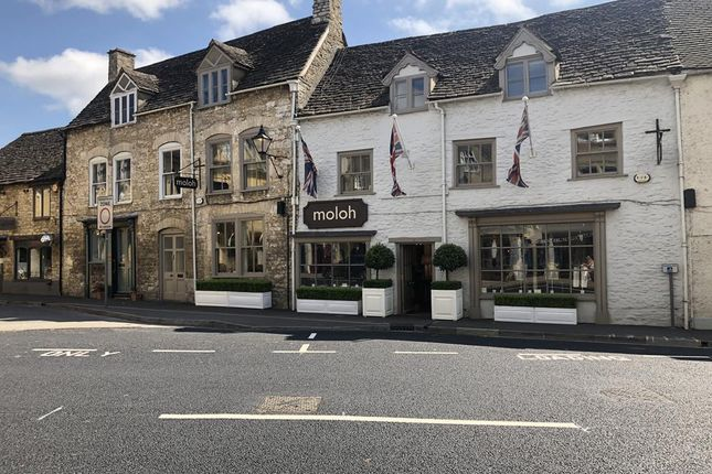 Thumbnail Retail premises for sale in 4 Church Street, Tetbury, Gloucestershire