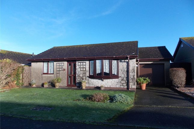 Thumbnail Detached bungalow for sale in Albertus Road, Hayle