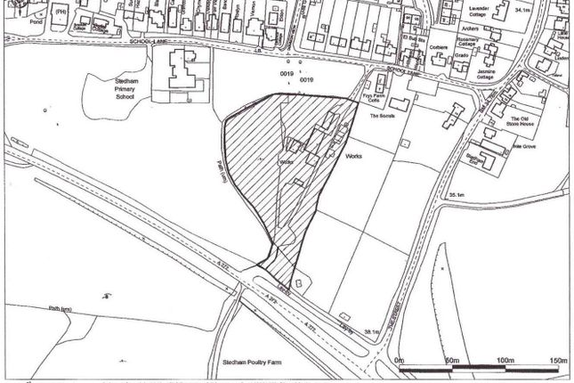 Thumbnail Land for sale in Stedham Sawmill Stedham, Midhurst, South East