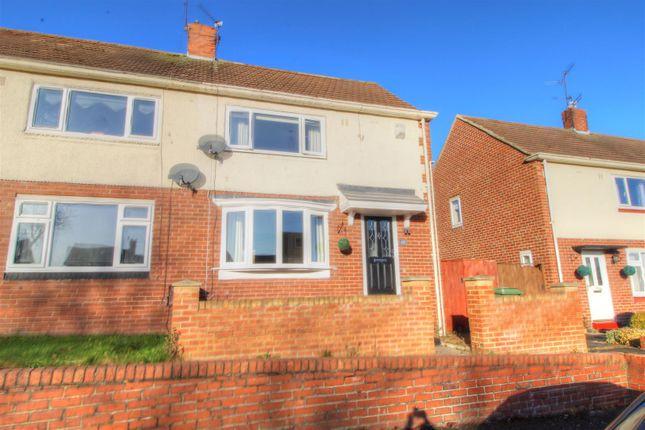 Thumbnail Semi-detached house for sale in Abercorn Road, Faringdon, Sunderland