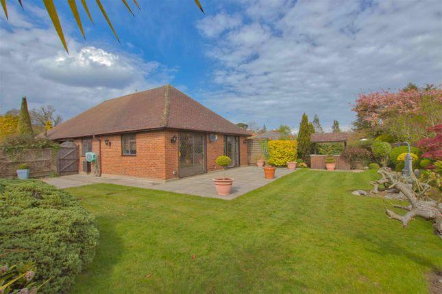 Thumbnail Bungalow for sale in Grange Road, Elstree, Borehamwood