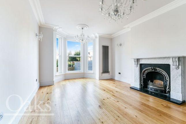 Reception of The Jade Suite, The Sanctuary, Croydon CR0