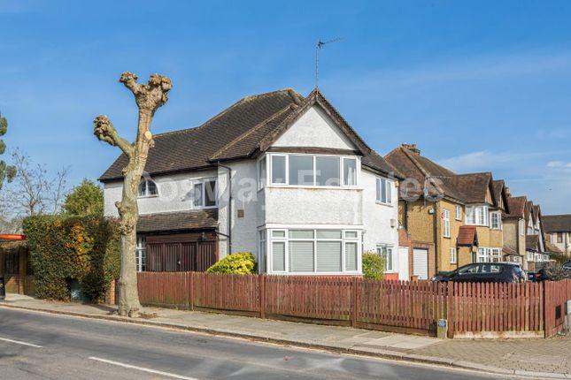 Thumbnail Detached house for sale in Woodcroft Avenue, London