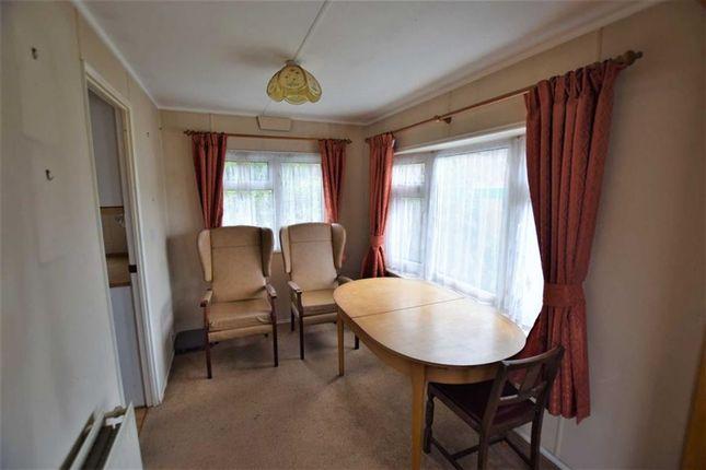 Dining Room of Four Seasons Park, Chapel St. Leonards, Skegness PE24
