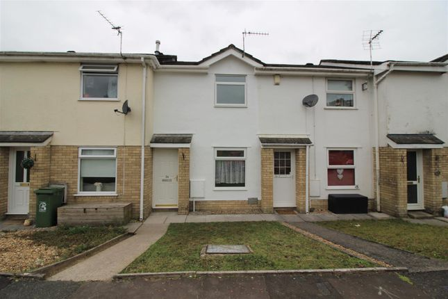 1 bed terraced house to rent in Highfields, Brackla, Bridgend CF31