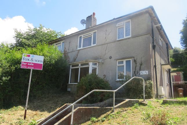 Thumbnail Flat for sale in St. Eval Place, Plymouth