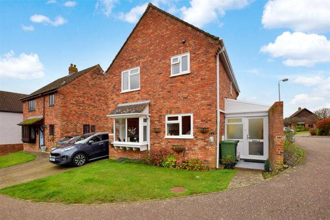 Thumbnail Detached house for sale in Little Hyde Road, Great Yeldham, Halstead
