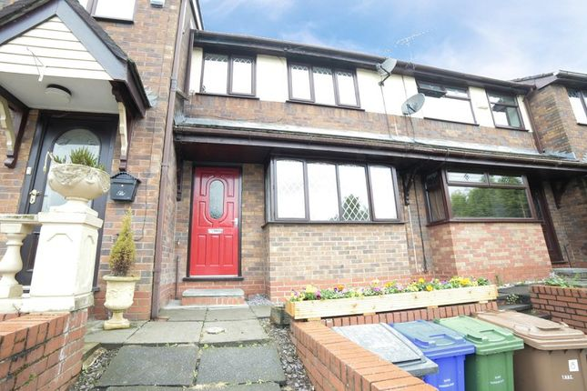 Thumbnail Terraced house to rent in Chellow Dene, Mossley, Oldham