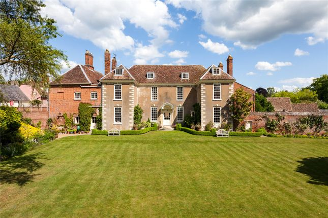 Thumbnail Detached house for sale in Linton, Cambridge