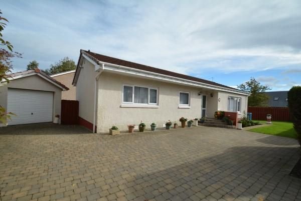 Thumbnail Detached bungalow for sale in Caldercuilt Road, Maryhill Park, Glasgow