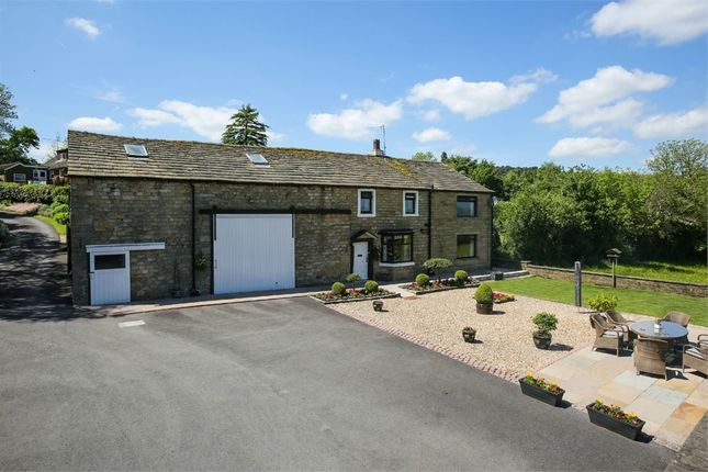 4 bed detached house for sale in Hill Top, Foulridge, Colne, Lancashire