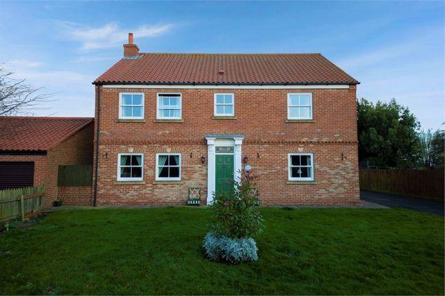 Thumbnail Detached house for sale in Cowpen Bewley Road, Billingham, Durham