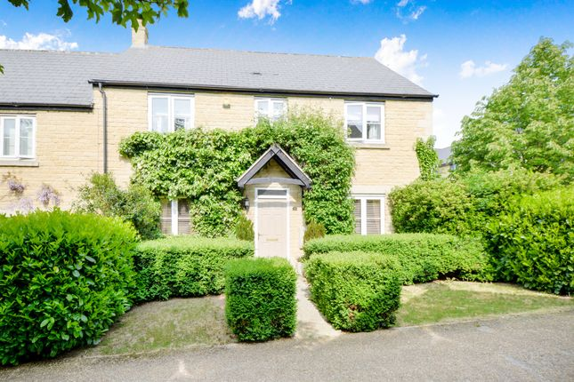 Thumbnail Semi-detached house for sale in Brome Way, Carterton