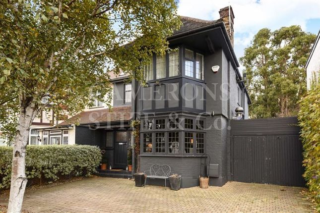 Thumbnail Semi-detached house for sale in Mount Pleasant Road, Brondesbury Park