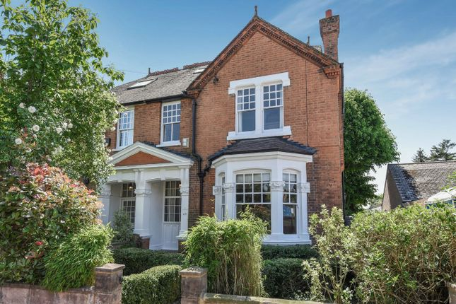 Thumbnail Semi-detached house for sale in Priory Road, Hampton