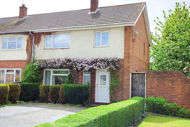 Thumbnail Semi-detached house for sale in Hillboro Rise, Kinver, Stourbridge