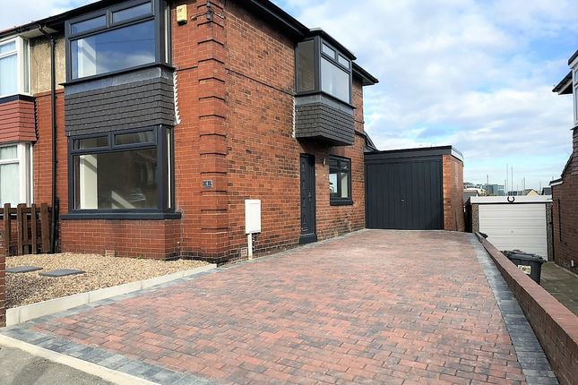 Thumbnail Semi-detached house to rent in Frederick Avenue, Barnsley, South Yorkshire