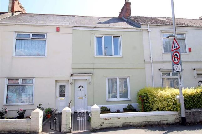 Thumbnail Terraced house for sale in Laira Bridge Road, Prince Rock, Plymouth