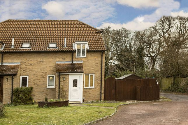 Thumbnail Terraced house to rent in Graffham Close, Lower Earley, Reading