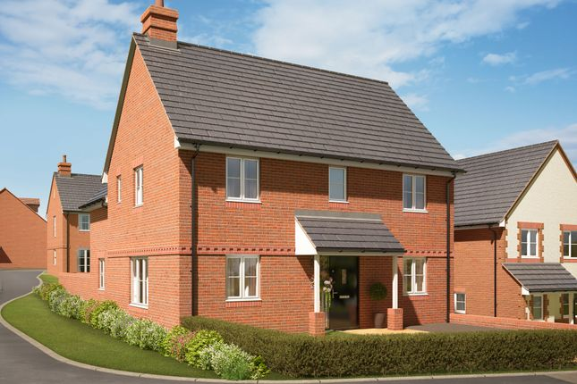 Thumbnail Detached house for sale in Bartons Road, Havant, Hampshire