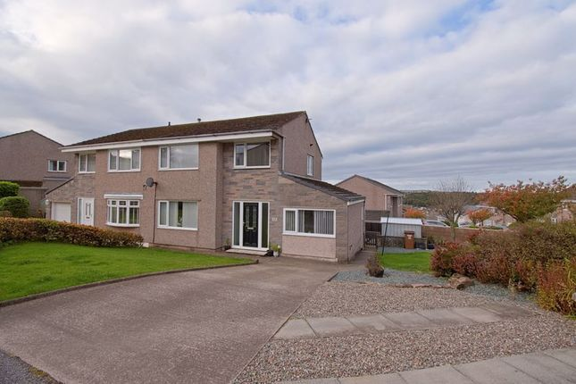 Thumbnail Semi-detached house for sale in Leathwaite, Whitehaven