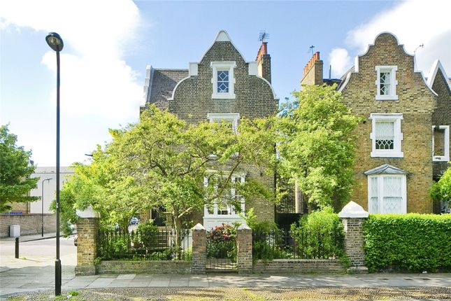 Thumbnail Detached house for sale in De Beauvoir Square, De Beauvoir