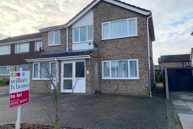 Thumbnail Property to rent in Manor Road, Stilton, Peterborough