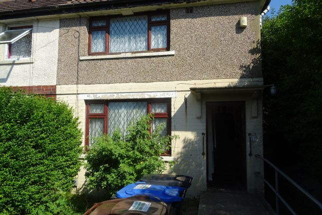 Thumbnail Semi-detached house to rent in Galsworthy Avenue, Bradford 9