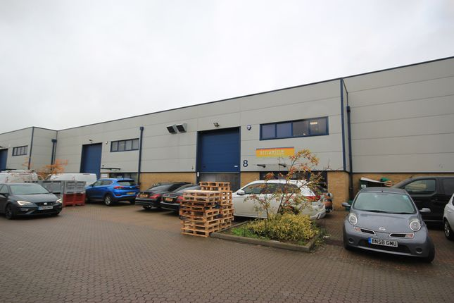 Thumbnail Warehouse for sale in Branbridges Road, East Peckham
