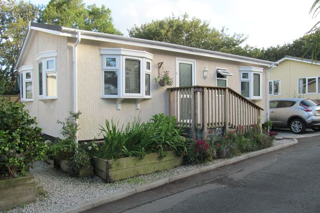 Thumbnail Mobile/park home for sale in Coombe Park (Ref: 5679), Bell Lake, Camborne, Cornwall, 0Jg