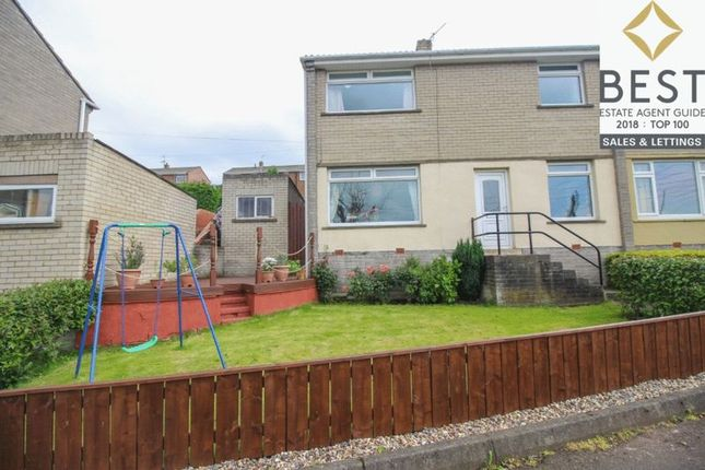 Thumbnail Semi-detached house for sale in Snowdrop Close, Blaydon-On-Tyne
