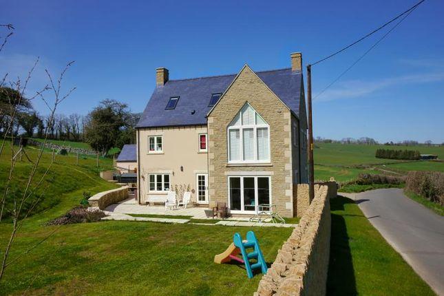Thumbnail Detached house to rent in Fossebridge, Cheltenham
