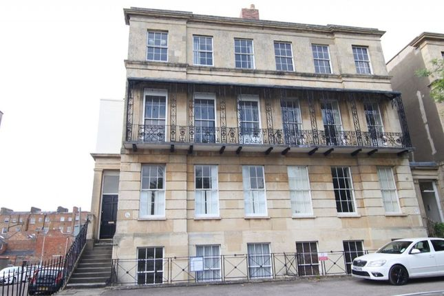1 bed flat to rent in Lansdown Place, Cheltenham GL50