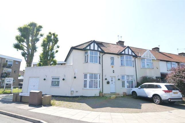 Thumbnail End terrace house for sale in The Sunny Road, Enfield, Middlesex