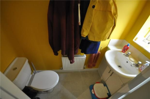 Cloakroom of Wimborne Close, Beggarwood, Basingstoke RG22