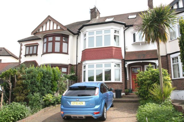 Thumbnail Terraced house to rent in Overton Drive, London