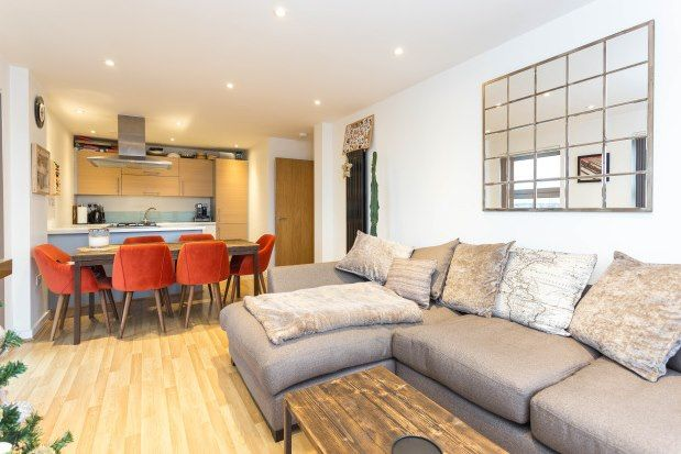 Thumbnail Flat to rent in Marquess Heights, London