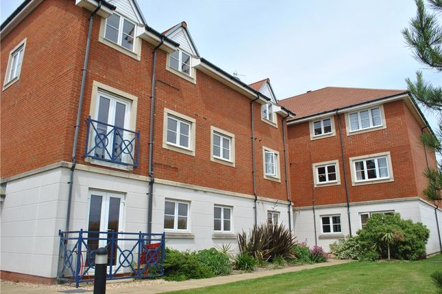 Thumbnail Flat to rent in Martinique Way, Eastbourne, East Sussex