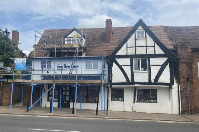 1 bed flat to rent in High Street, Newent GL18