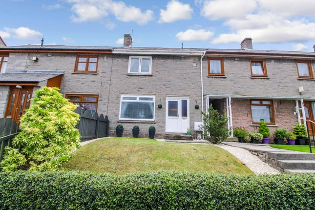 Thumbnail Terraced house for sale in 83 Caiesdykes Road, Aberdeen