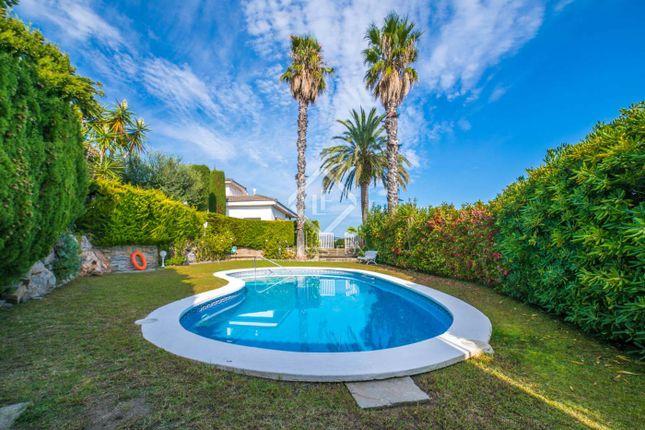 Thumbnail Villa for sale in Spain, Barcelona North Coast (Maresme), Alella, Mrs7084